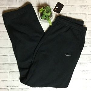 Nike fleece lined sweat pants XL NWT